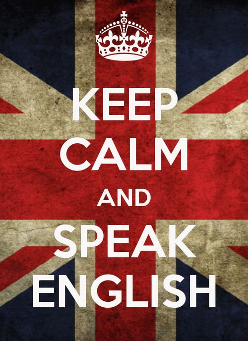 why i dont speak in english